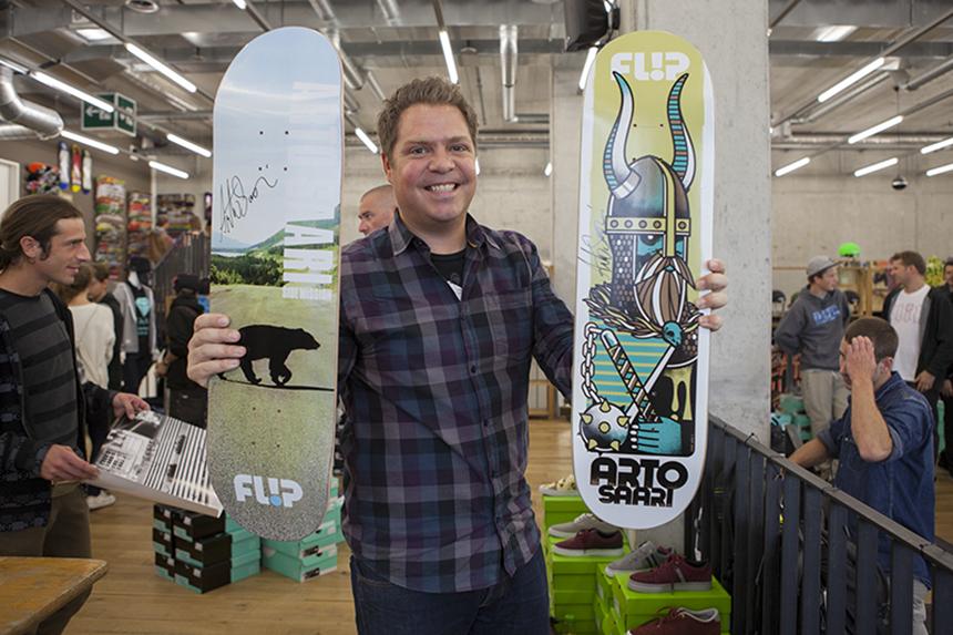 d3411dc3b2c Flip skateboards Eurotour - That Noise Magazine