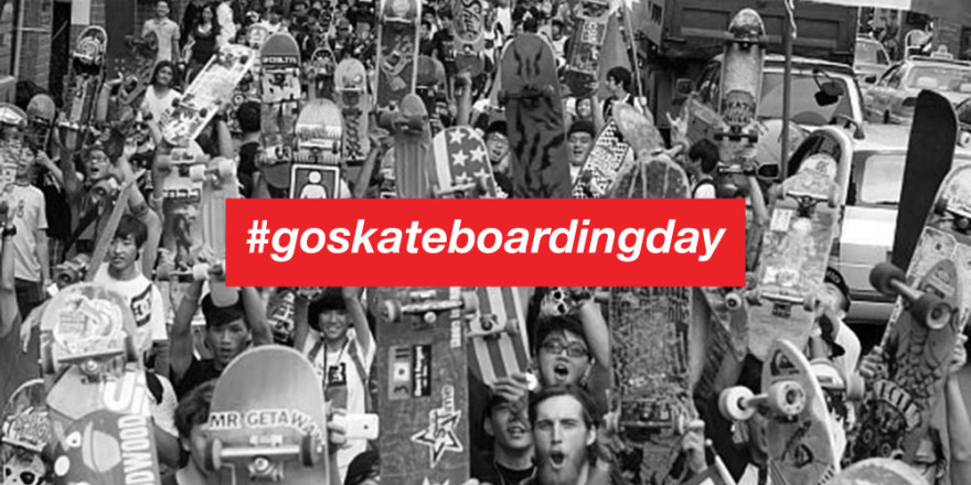 Modern Skate & Surf in Royal Oak offers FREE Skateboarding on National Go Skateboarding Day