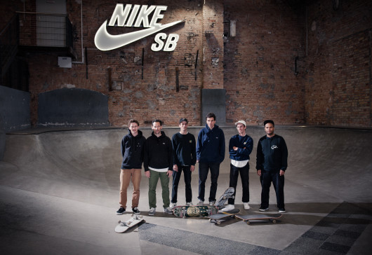 242 – Team Day at Nike SB Shelter Berlin