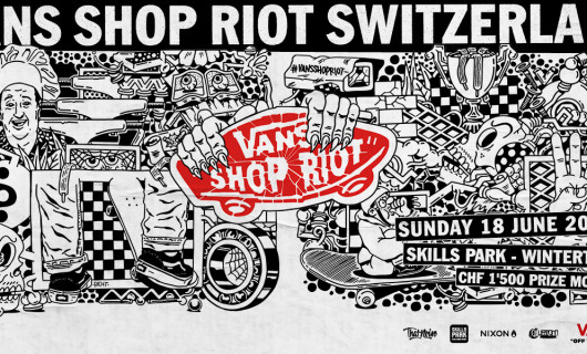 Vans Shop Riot 2017 – Subscribe now