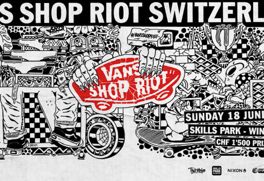 Vans Shop Riot 2017 – Subscribe now