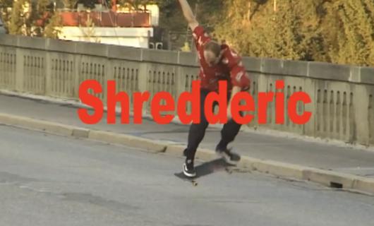 Shredderic vx1000 part 2