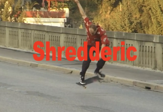 Shredderic vx1000 part 2