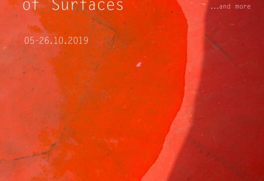 Literariness of Surfaces Exhibition