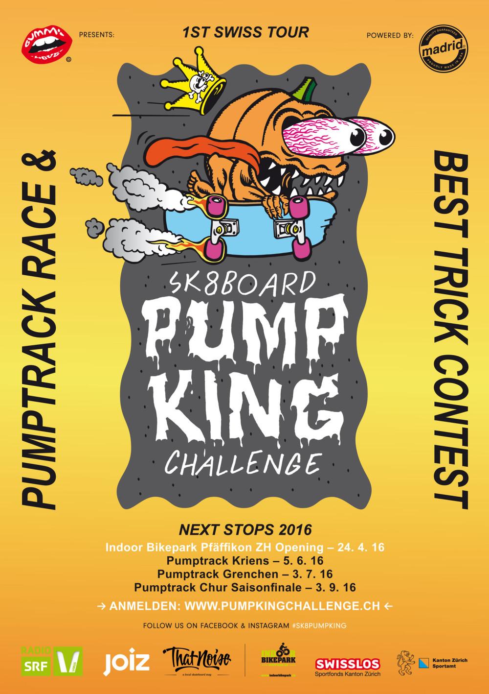Pumpking Challenge