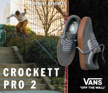 Vans Crocket Pro September